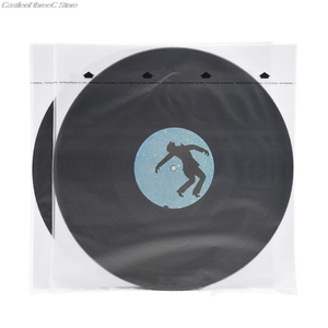 Image 3 - 20PCS Anti static Rice Paper Record Inner Bag Sleeves Protectors For 12 Inches Vinyl Record Turntable Accessories