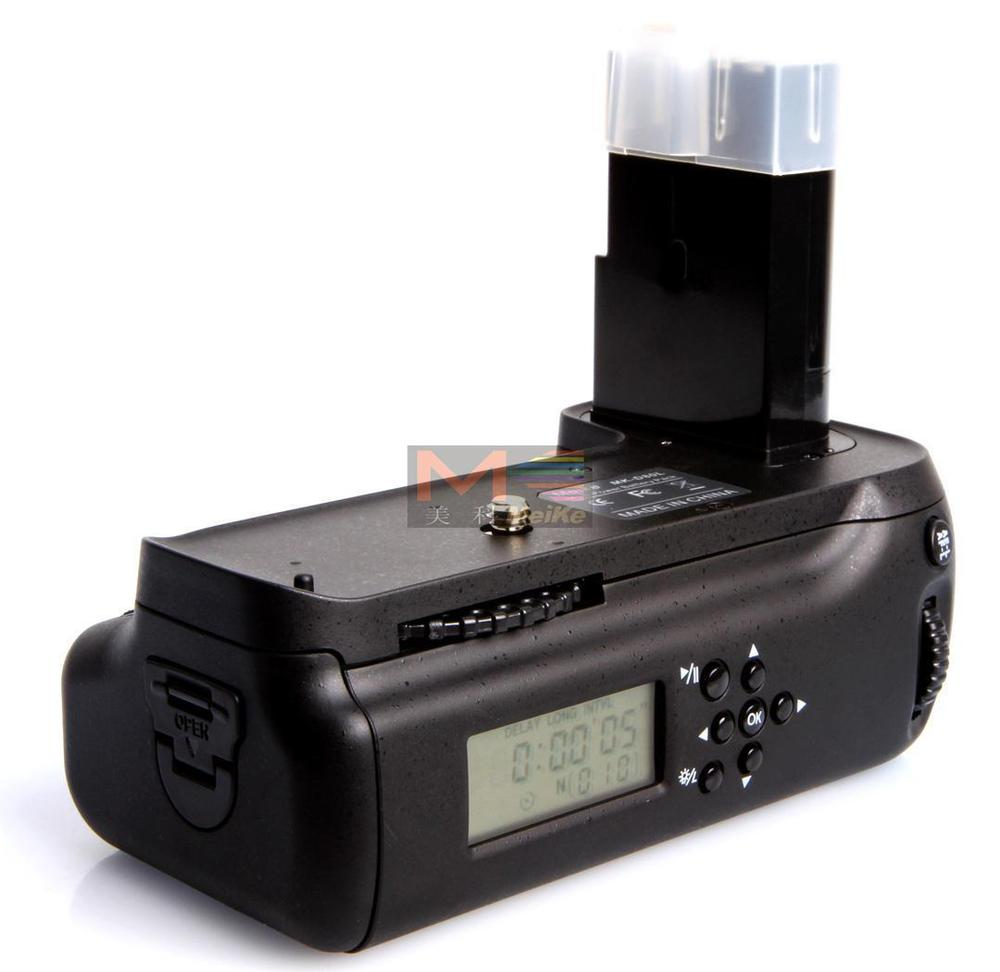 bilder für MeiKe MK-D80L LCD Batteriegriff für Nikon D80 D90
