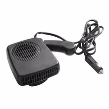 12V Car Auto Vehicle Portable Electric Heater Heating Fan Defroster Window Screen Demister Hot Warm Air Conditioner Noise-free цена и фото