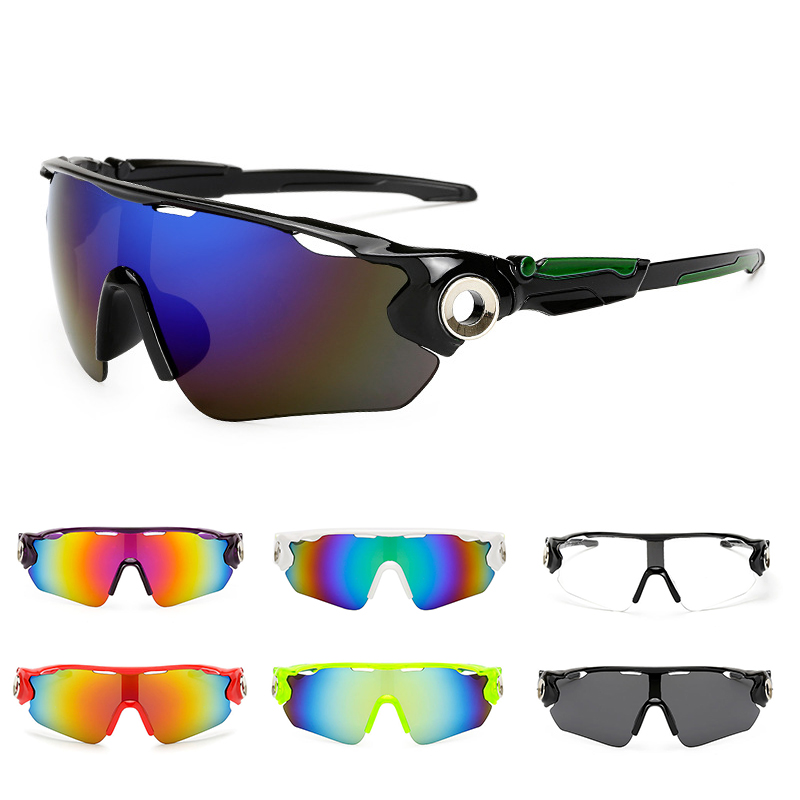 INBIKE Outdoor Sprot Bike MTB Mountain Bicycle Glasses Motorcycle Fish Sunglasses