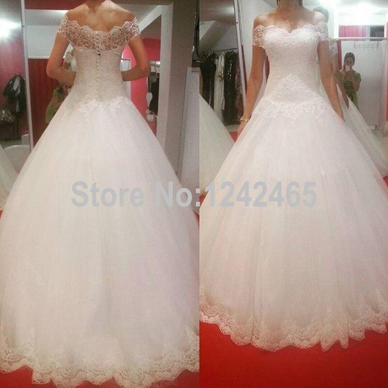 balón vestido de novia precios de descuento del tren del barrido del