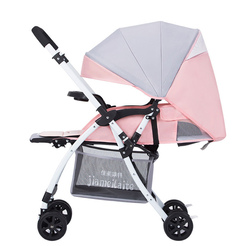 Convertible Handle Lie Flat Umbrella Baby Cart Baby Stroller Travel Portable Four Wheels Cheap Baby Jogger Stroller Lightweight Convertible Handle Lie Flat Umbrella Baby Cart Baby Stroller Travel Portable Four Wheels Cheap Baby Jogger Stroller Lightweight