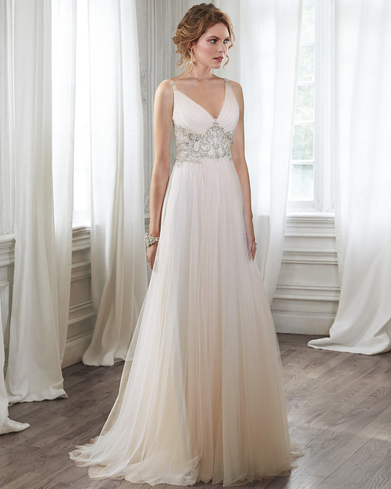 beautiful rhinestone crystal sequin beaded swarovski wedding dresses swarovski wedding dress Swarovski wedding dresses is famous its shining rhinestones and glass diamonds Swarovski wedding dresses also embellished with lots of sequins and beads