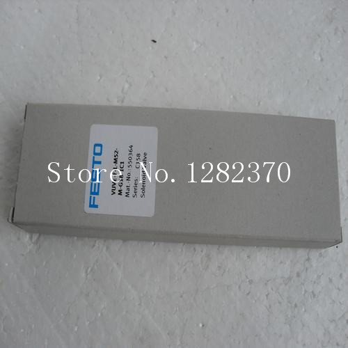 цена на New original authentic FESTO solenoid valve VUVE-FL-M52-M-G18-1C1 spot 550364