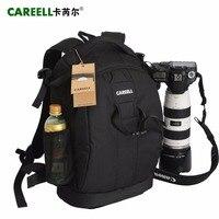 C1098 CAREELL Bag Camera Backpack DSLR Camera Bag Waterproof Soft Shoulders Bag Men Women Backpack For