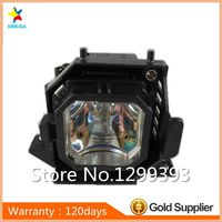 Compatible Projector Lamp Bulb ELPLP31 V13H010L31 With Housing For EMP 830 EMP 835