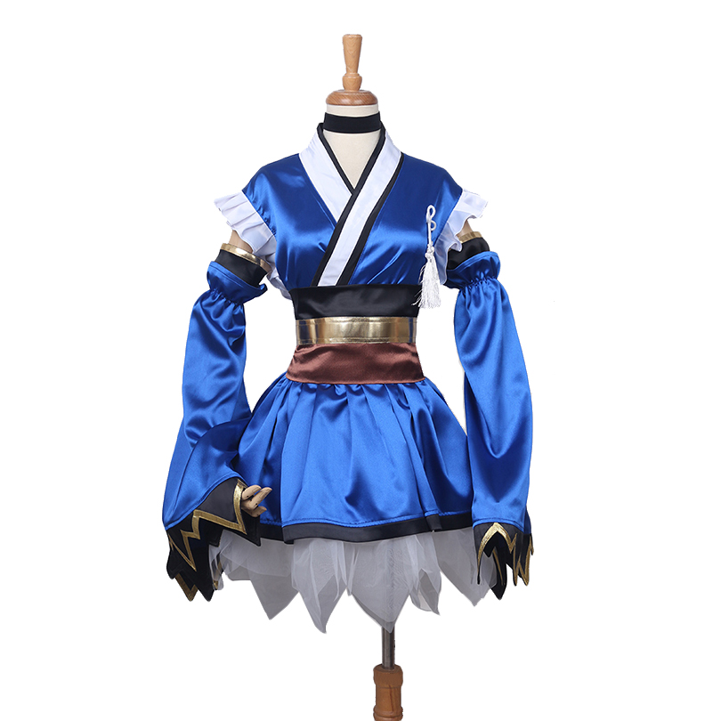 Fate Grand Order Tamamo no Mae  Cosplay Costumes Stage Performence Clothes , Perfect Custom for You !