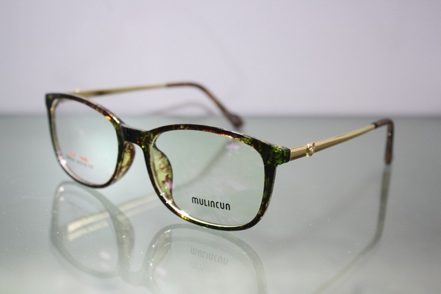 3e20f8c4200 Eyeglasses Custom Made Glasses Minus Shortsighted Large Frame Fashion  Briller Reading -1 -1.5 -