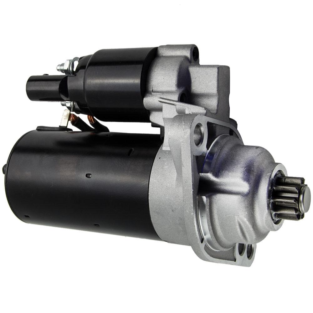Starter Motor For VW transporter / caravelle MK5 MK V t5 1.4 1.9 TDI 2003 2004 - 2009 rmfd 0001123012 0001123013