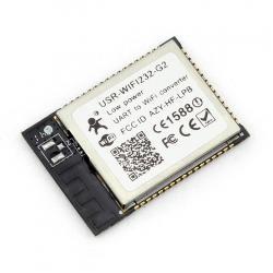 все цены на Free Shipping [USR-WIFI232-G2a] SMT Serial UART to 802.11b/g/n WIFI Module On-board PCB Antenna