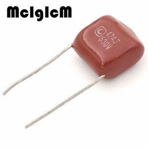 Image 2 - MCIGICM 1000 pcs 474 470nF 630V CBB condensatore a film di Polipropilene passo 15 millimetri 474 470nF 630V