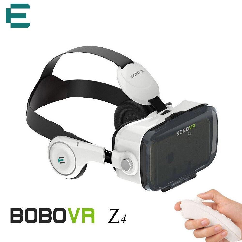 BOBOVR Z4 Virtual Reality goggles 3D Glasses google cardboard sex hot erotic movie VR Box For