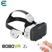 BOBOVR Z4 Virtual Reality goggles 3D Glasses google cardboard sex hot erotic movie VR Box For