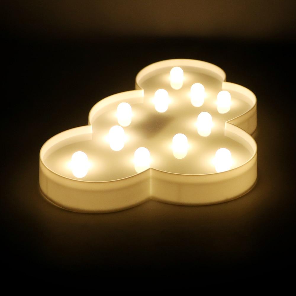 Luzes da Noite novidade noite lâmpada para quarto Fonte de Luz : Lâmpadas Led