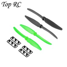 2 Pairs 5030 5*3 Propeller Prop CW/CCW For Mini QAV250 RC Quadcopter Helicopter Drone Spare Parts Free Shipping