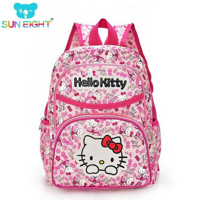 O Kitty S School Bag Child Backpack Bags Backpacks Schoolbag Lovely Children