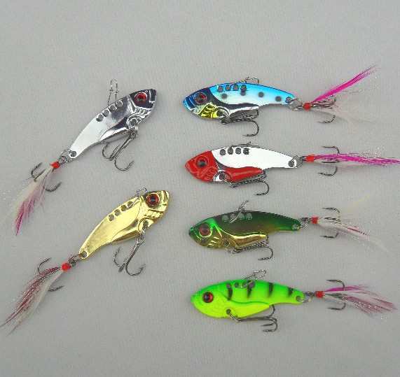 Metal Fishing Lure Crankbait Floating Crank Spinnerbait Green and Gold Bait Treble Hook Tackle 7g 12g Life-like 10pcs 21g 14g 10g 7g 5g metal fishing lure fishing spoon silver and gold colors free shipping