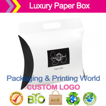 Customized bottle 50ml paper box luxury package boxes Jewelry Packaging recycle paper bag(China)