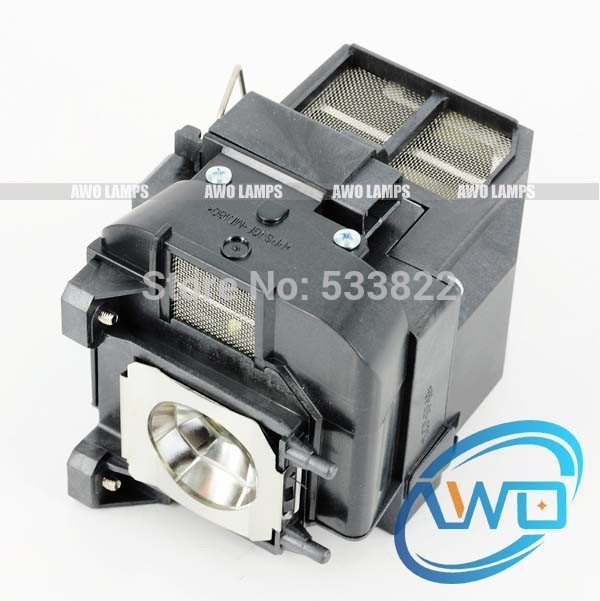 все цены на  ELPLP74 / V13H010L74 compatible lamp with housing for EPSON EB-1930 Projector  онлайн