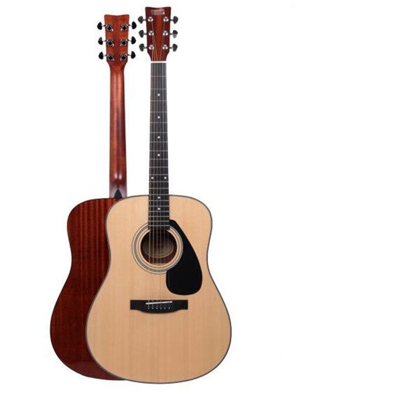 F600 högkvalitativ gitarr 41 tums akustisk gitarr Rosewood - Musikinstrument