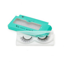 Big Eyes Secret Chrismas Full Strip Eyelash With Box Good Quality Faux False Fake Russian Volume Free Shipping
