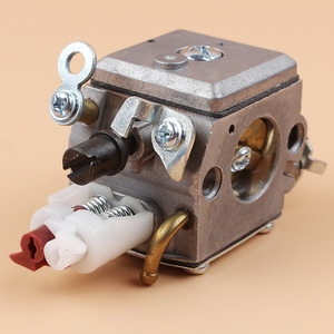 Image 5 - Carburetor Carb For HUSQVARNA 345 346XP 350 353 359 #503283208 Replace ZAMA C3 EL32 Chainsaw Spare Parts