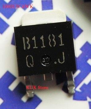 Original 100 NEW B1181 2SB1181 2SB1181TLQ 2SB1181TLR B1181Q B1181R DPAK 100PCS LOT