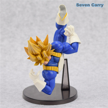Dragon Ball Z Vegeta Super Saiyan Spirit Breaking Canon Action Figure 14cm