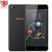 Original Nubia N2 4G LTE Mobile Phone MT6750 Octa Core 4G RAM 64G ROM 5.5 inch Front 16.MP Rear 13.0MP 5000mAh Fingerprint ID