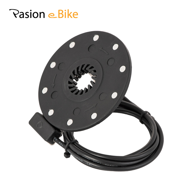PASION E велосипед PAS педаль помощник сенсор Электрический велосипед PAS системы помощник сенсор 10 магнитов PAS сенсор Sondors детали для электровелосипеда