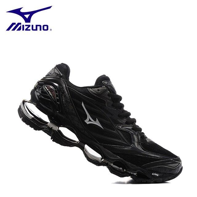 Новое поступление Mizuno Wave Prophecy 6 Спортивные Мужская обувь 5 цветов спортивные кроссовки Обувь для фехтования Размер 40-45