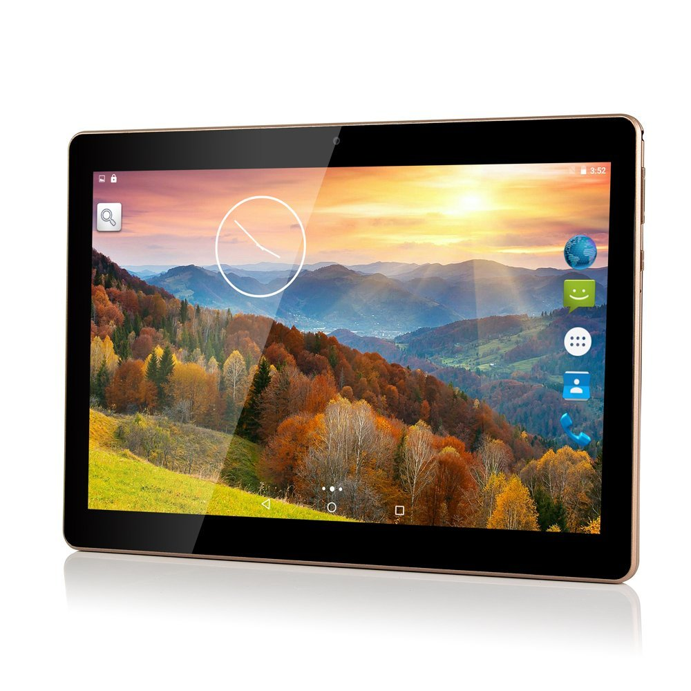 ZONNYOU 2018 New 10 inch Octa Core Tablet 3G 4G LTE Tablet Android 7 0 RAM