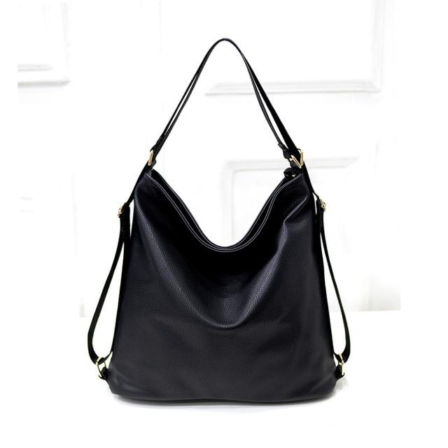 Роскошные женские Повседневное Для женщин Сумки высокого качества дамы сумки  на плечо сумка рюкзак мешок Искусственная e2db374b79e