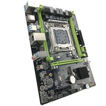 X79 M2 Motherboard Lga2011 Atx Usb3.0 Sata3 Pci-E Nvme M.2 Ssd Support Reg Ecc Memory And Xeon E5 Processor