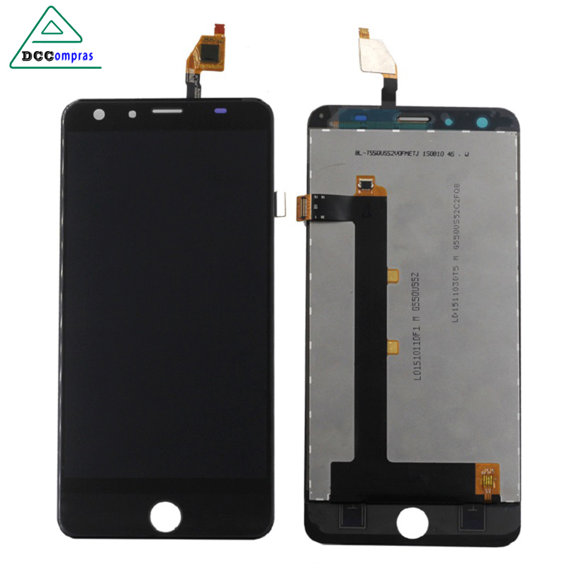imágenes para 100% de Calidad Original Para Ulefone ser touch 3 Pantalla LCD + Pantalla Táctil Digitalizador Asamblea Reemplazo Accesorios Herramientas Gratuitas