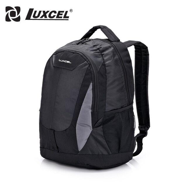 Luxcel Men Backpack For Student Teenager School bag Men Casual Daypacks  travelling bag Campus style Backpack