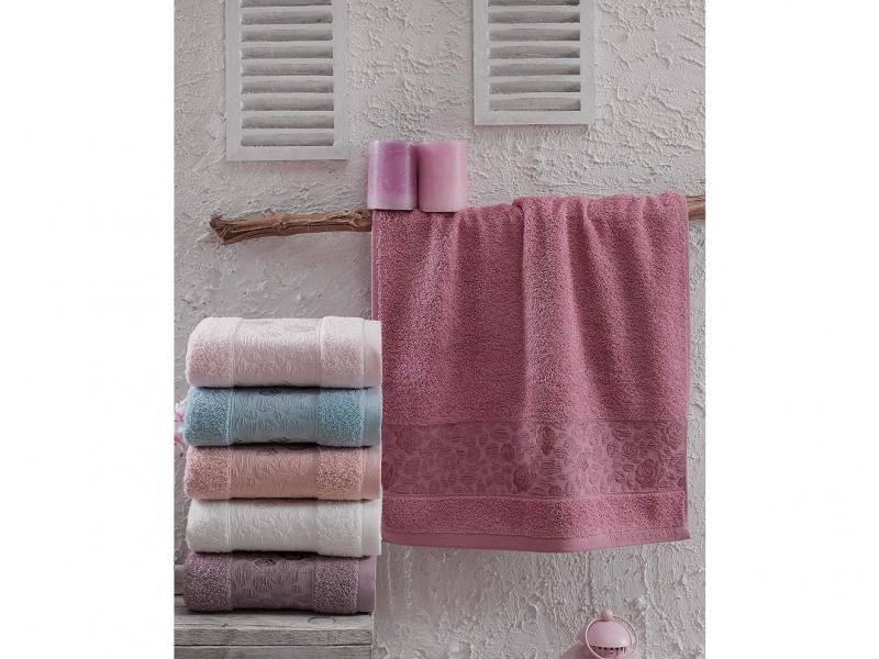 Фото - Towel Set for body TWO DOLPHINS, ELA, 70*140 cm, 6 items towel beach ethel 70 140 cm sandals for women summer shoes жёлтом microfiber 250гр m2 3936324