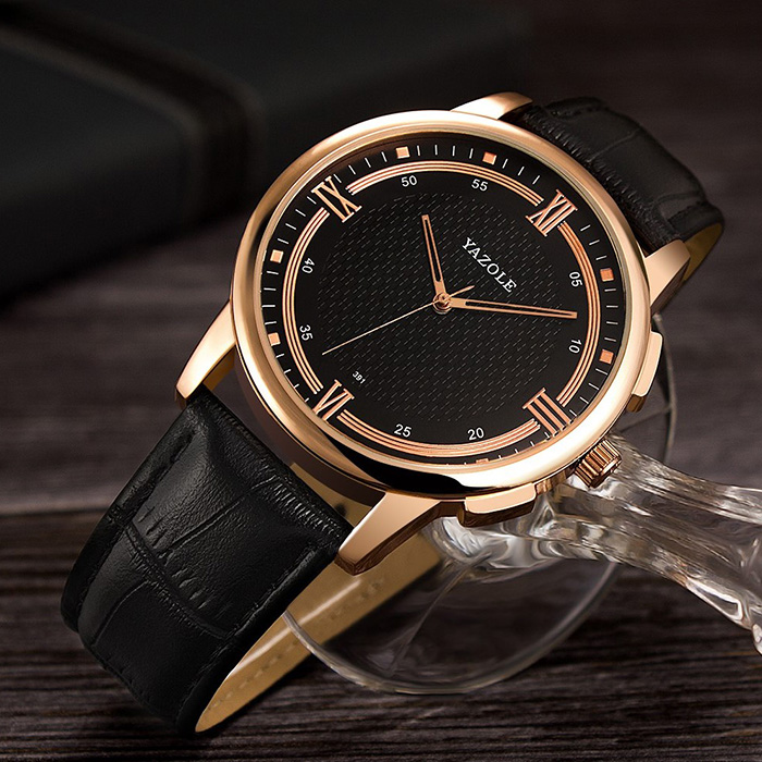 Yazole Mens Watches Top Brand Luxury Quartz Watch Men Wristwatches Male Clock Wrist Watch Quartz-watch Relogio Masculino YZL391 mens watches top brand luxury yazole famous wristwatches male clock quartz watch quartz whatch relogio masculino reloj hombre c