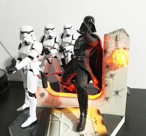 Image 2 - フィギュア黒シリーズ06 03 sandtrooper 02ダース · モールフィギュアおもちゃ6インチ17センチメートル