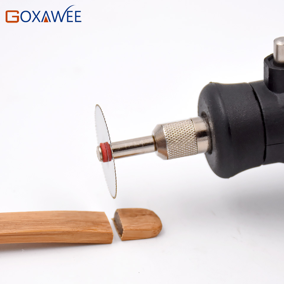 Řezací kotouče GOXAWEE Rotační nástroje Řezací kotouč pro - Brusné nástroje - Fotografie 4