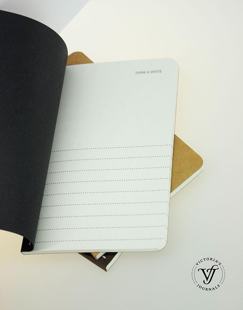 Victoria's Journaler OFFLINE JAPANESE NOTER Notebook Journal 3 Pieces - Block och anteckningsböcker - Foto 3