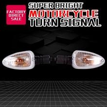 1 Pair Moto lampada sterzo In Curva Indicatori di direzione Indicatore luminoso Anteriore E Posteriore Per BMW F650GS 650 F800R R1150GS R1200GS