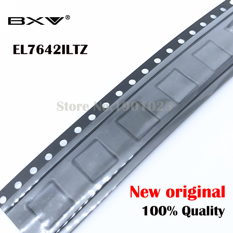 5pcs 7642ILTZ EL7642ILTZ EL7642 QFN-32 New Original