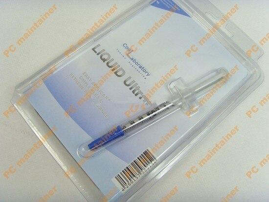 Flüssigkeit metall kühlung wärmeleitenden silikon für CoolLaboratory flüssige 128 Watt/mK 0,2 ml silikonfett für kühlung
