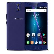 Doogee BL7000 4G Smartphone Android 7.0 5,5 Zoll Octa-core Original MTK6750T 4 GB RAM 64 GB ROM Mit Finger Sensor Mobile telefon