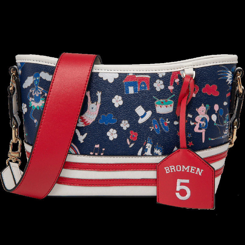 LOEIL Bag female student trend Messenger bag female small fragrance wandering bag Korean fashion bag цена