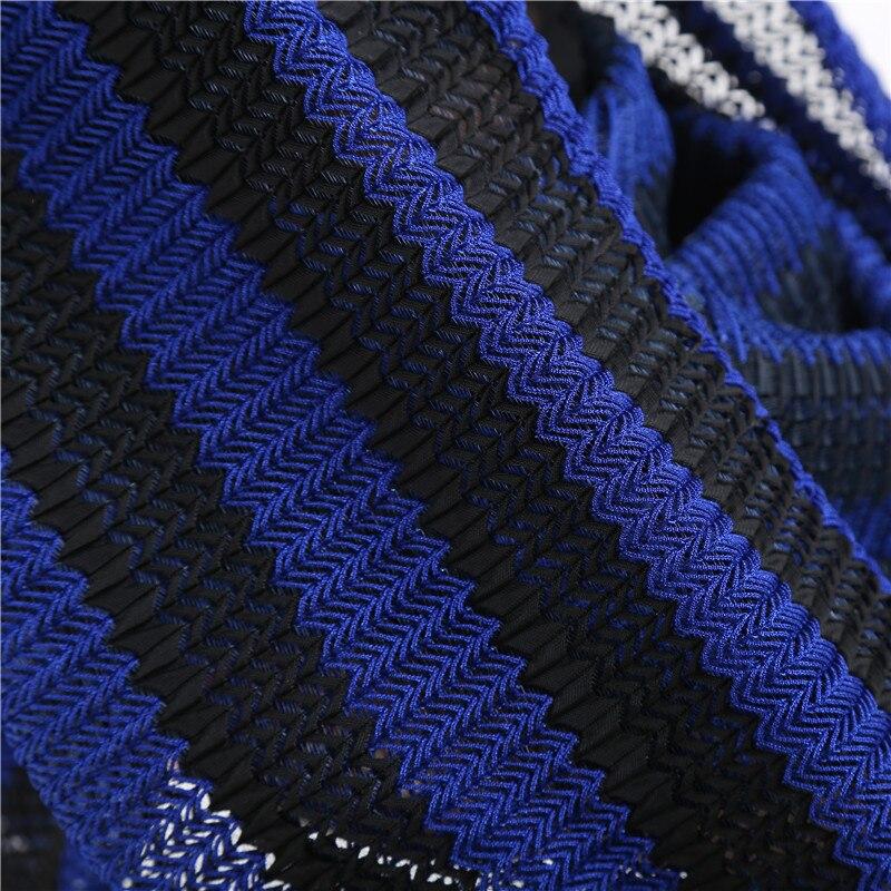 Pleated Scarf Chevron Infinity Scarf Zigzag Muslim Hijab Wave