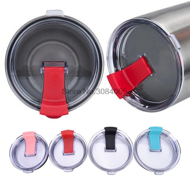 100pcs New Spill Resistant Lid For 20 And 30 Oz Lid Fits Tumbler And More Replacement