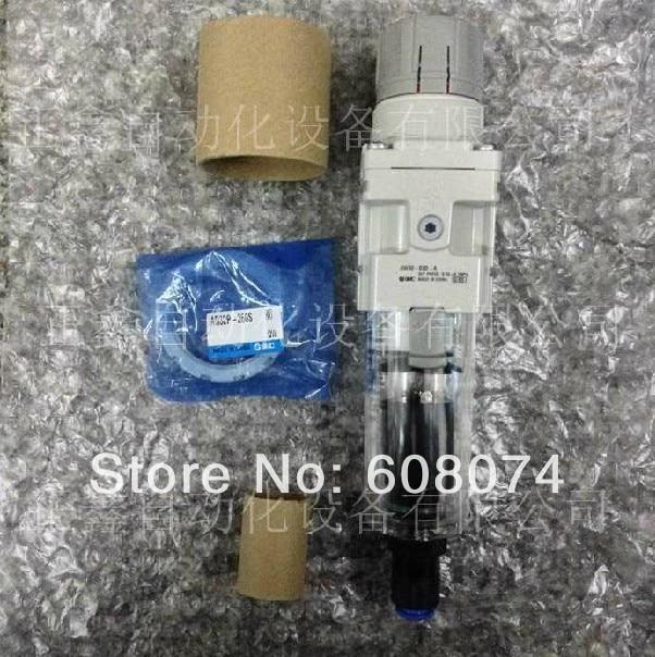 SMC AIR REGULATOR FILTER  AW30-03D-A aw40 03d new original authentic smc filter regulator