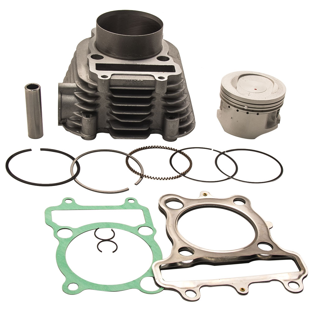 For Yamaha Timberwolf 250 CYLINDER PISTON GASKET TOP END KIT SET 1992-2000